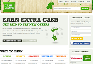 cashcrate's homepage