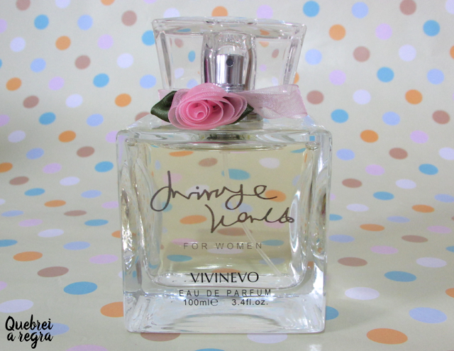 Perfume Mirage World da Vivinevo