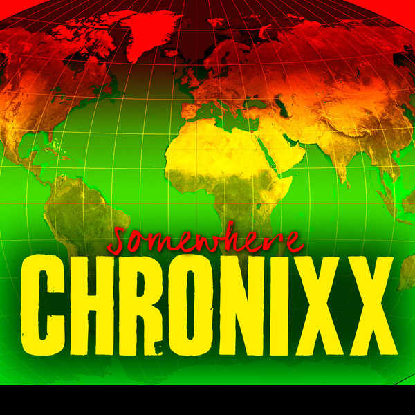 Chronixx - Somewhere - Single Cover