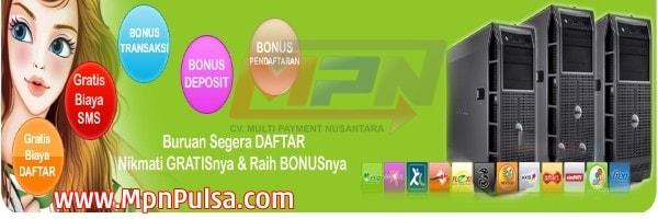 MpnPulsa.com CV Multi Payment Nusantara Agen Pulsa Elektrik Online Termurah Terpercaya
