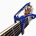 Fungsi Capo dalam Permainan Gitar Akustik