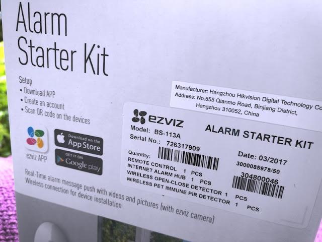 EZVIZ WiFi Intrusion Alarm Kit | Gadget Explained