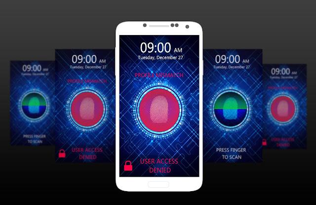 2 Cara Membuka Kunci Sidik Jari Alias Fingerprint di Android