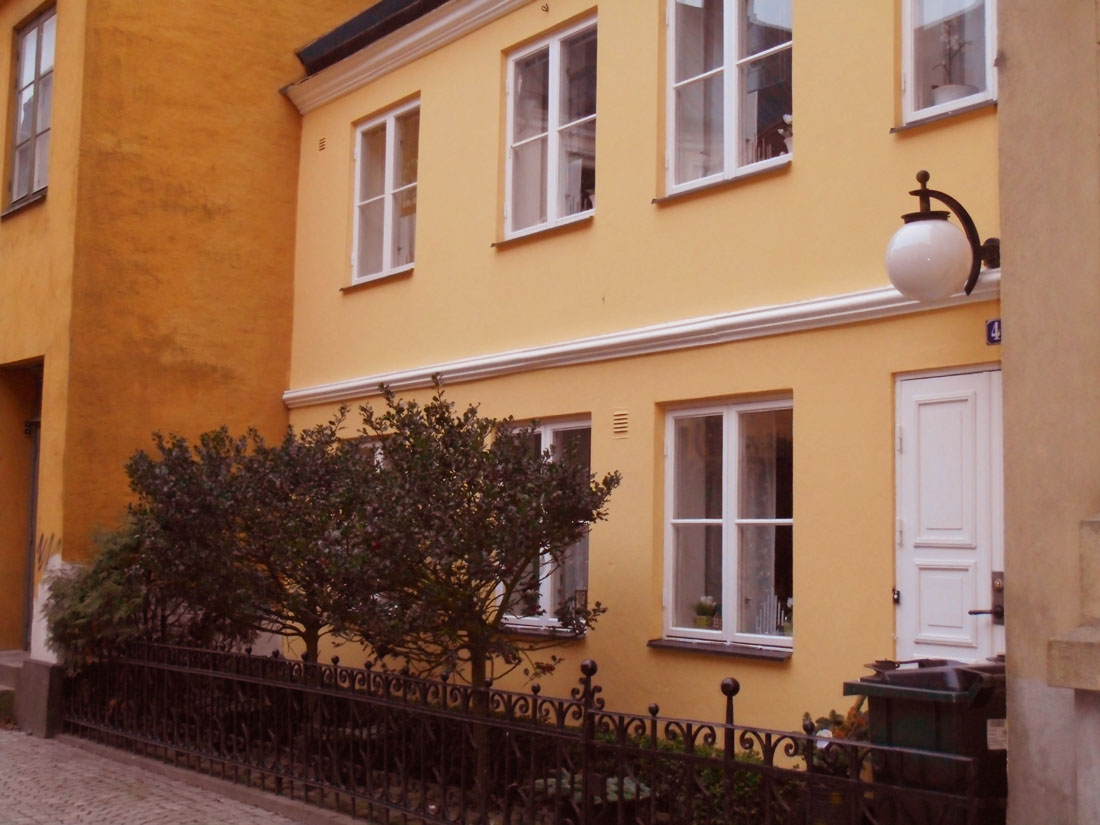 Case a Kristianstad