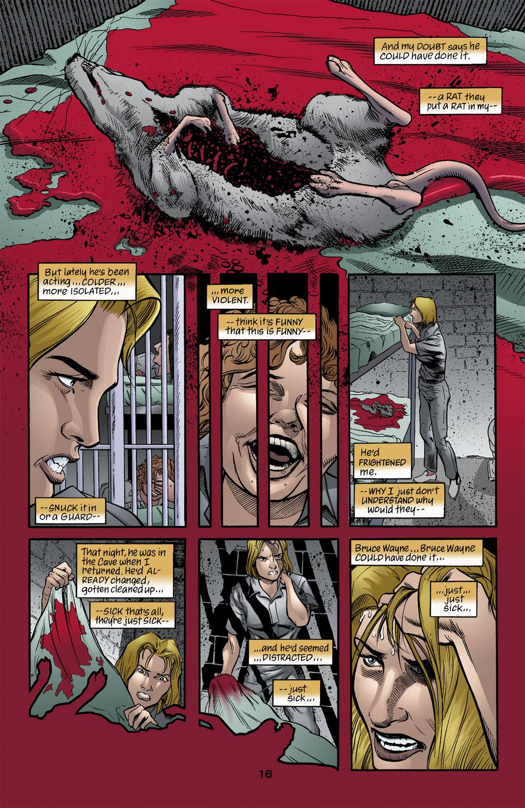 Detective Comics (1937) 767 Page 15