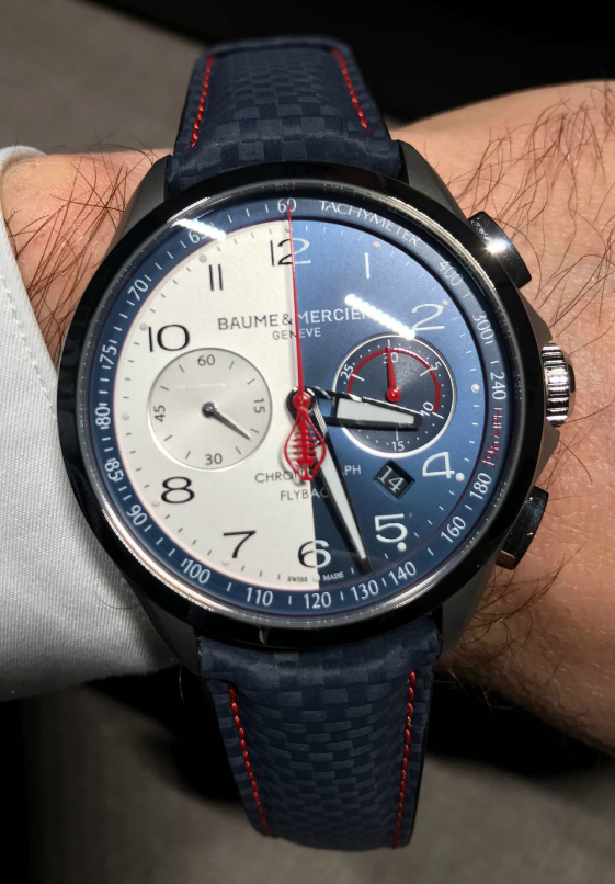 Baume & Mercier Club Shelby Cobra CSX2299