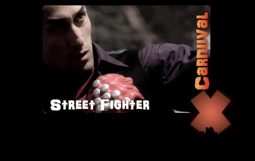 قتال الأسطورة street fighter عندما