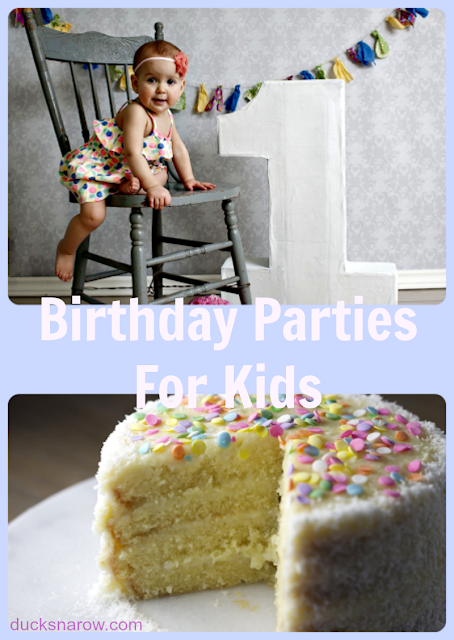 birthday party planning, birthday parties, theme parties, kids parties