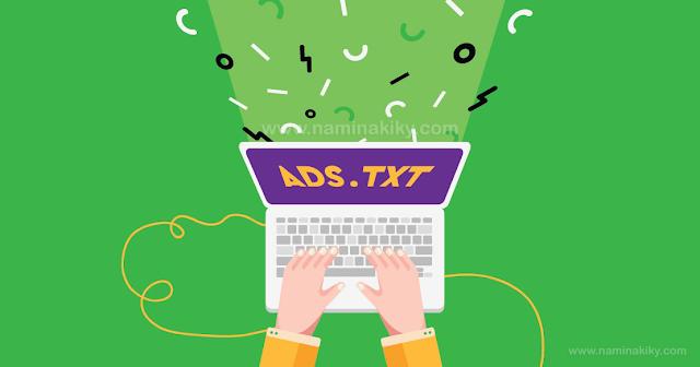 Cara Mengaktifkan Ads.txt di Blogger