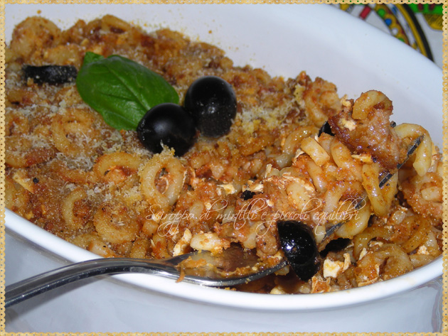 Pasta al forno (Anilletti 'u furnu)