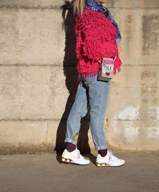 outfit fucsia come abbinare il fucsia abbinamenti fucsia  mariafelicia magno fashion blogger colorblock by felym fashion blog italiani blog di moda blogger italiane di moda web influencer italiane