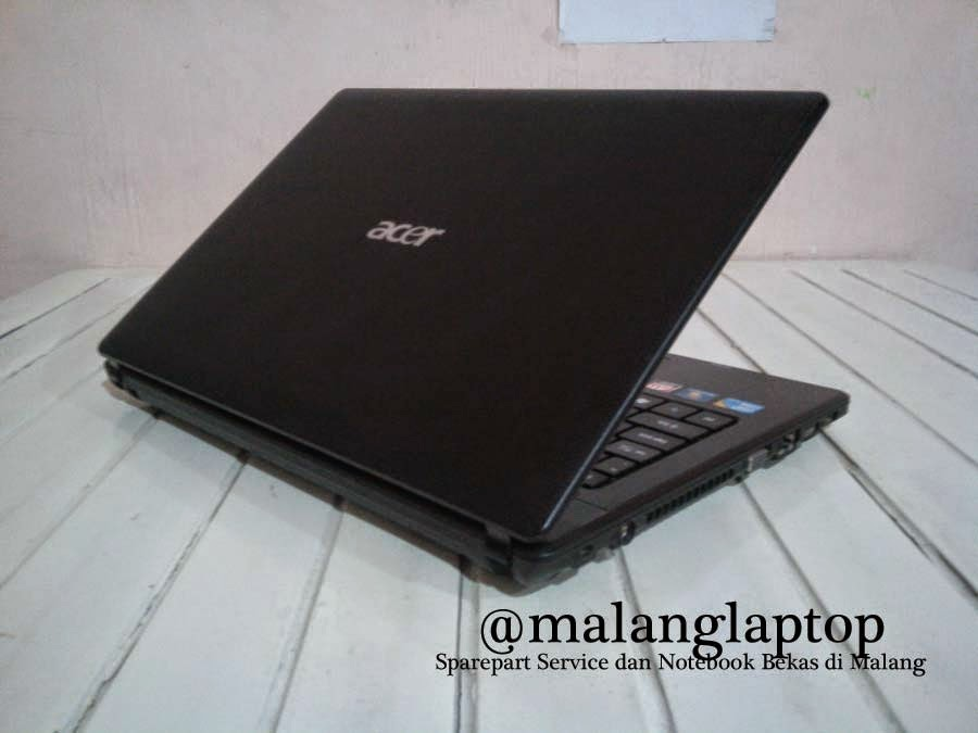 laptop second acer 4738g