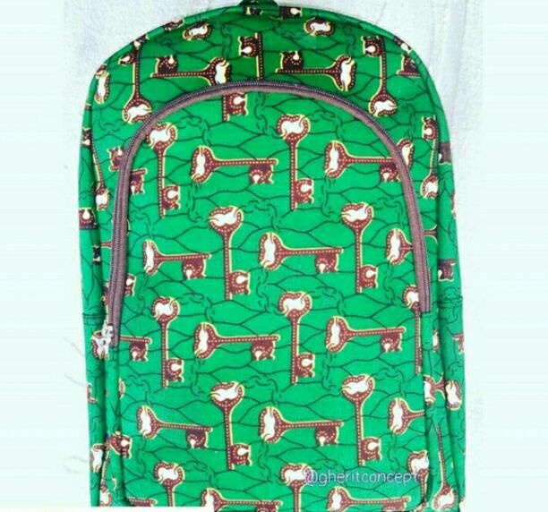 Ankara bagpack