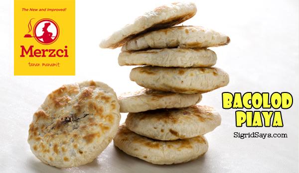 Merzci Pasalubong - Bacolod pasalubong - original piaya