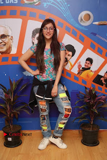 Telugu Actress Angela Stills in Ripped Jeans Angela Stills At Radio City For Rogue Promotions  0014.jpg