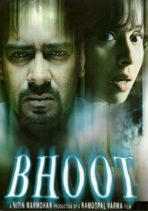 Poster Of Bollywood Movie Bhoot (2003) 300MB Compressed Small Size Pc Movie Free Download worldfree4u.com