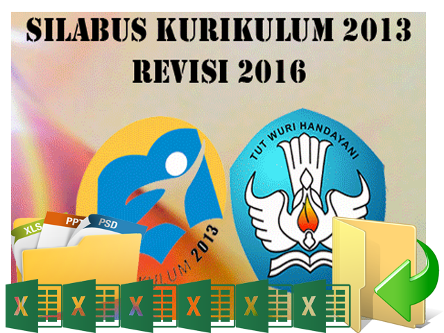Download Contoh Silabus SD Kurikulum 2013 Semua Mapel Revisi Tahun 2016