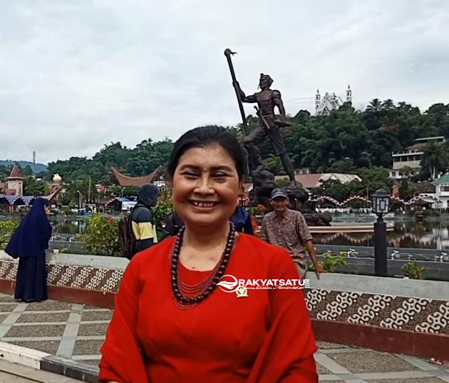 Tatap Muka dengan Petani Toraja, Felicitas: Saya Selalu Perjuangkan Kesejahteraan Petani