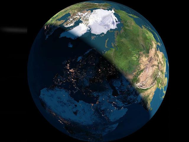 تعرف علي السر وراء عدم شعورنا بأن الأرض تدور من حولنا !!