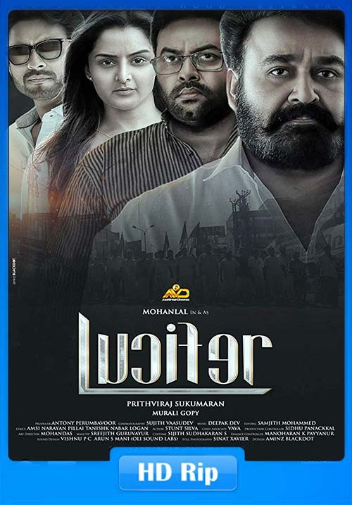 Lucifer 2019 Hindi 720p HDRip ESubs x264 | 480p 300MB | 100MB HEVC Poster