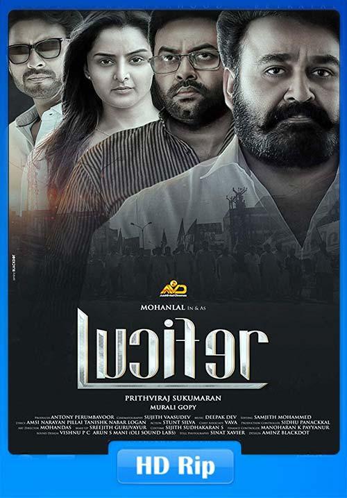 Lucifer 2019 Hindi 720p HDRip ESubs x264 | 480p 300MB | 100MB HEVC