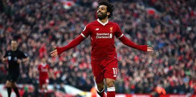 صحيفة ميرور الإنجليزية تختار محمد صلاح أفضل لاعب فى ليفربول