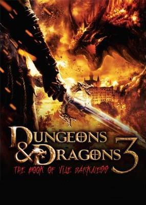 Assistir Dungeons e Dragons: O Livro da Escuridão Dublado Online Grátis