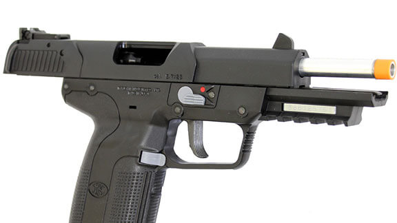 Pistola Airsoft Gas Blowback