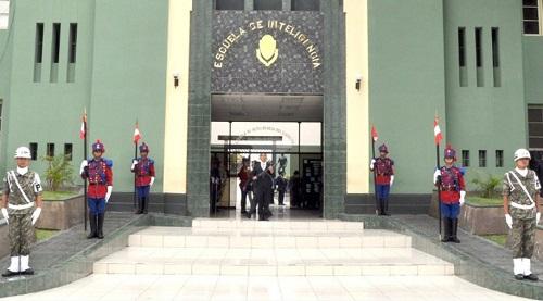 Escuela de Inteligencia del Ejército (EIE)