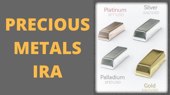 precious metals ira guide