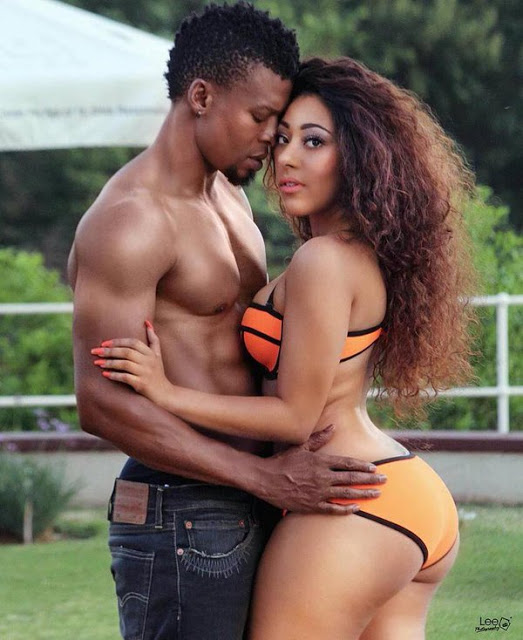 black man white girl nude beach pictures