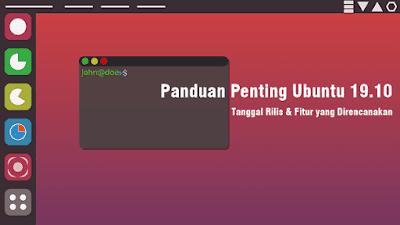 Panduan Penting: Ubuntu 19.10 comontech