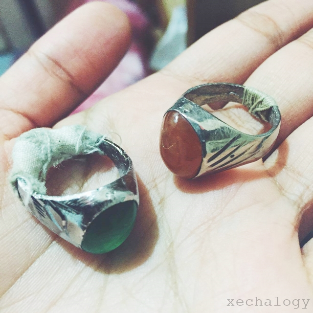 treasure rings