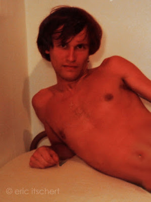 garçon nu,photo,autoportrait