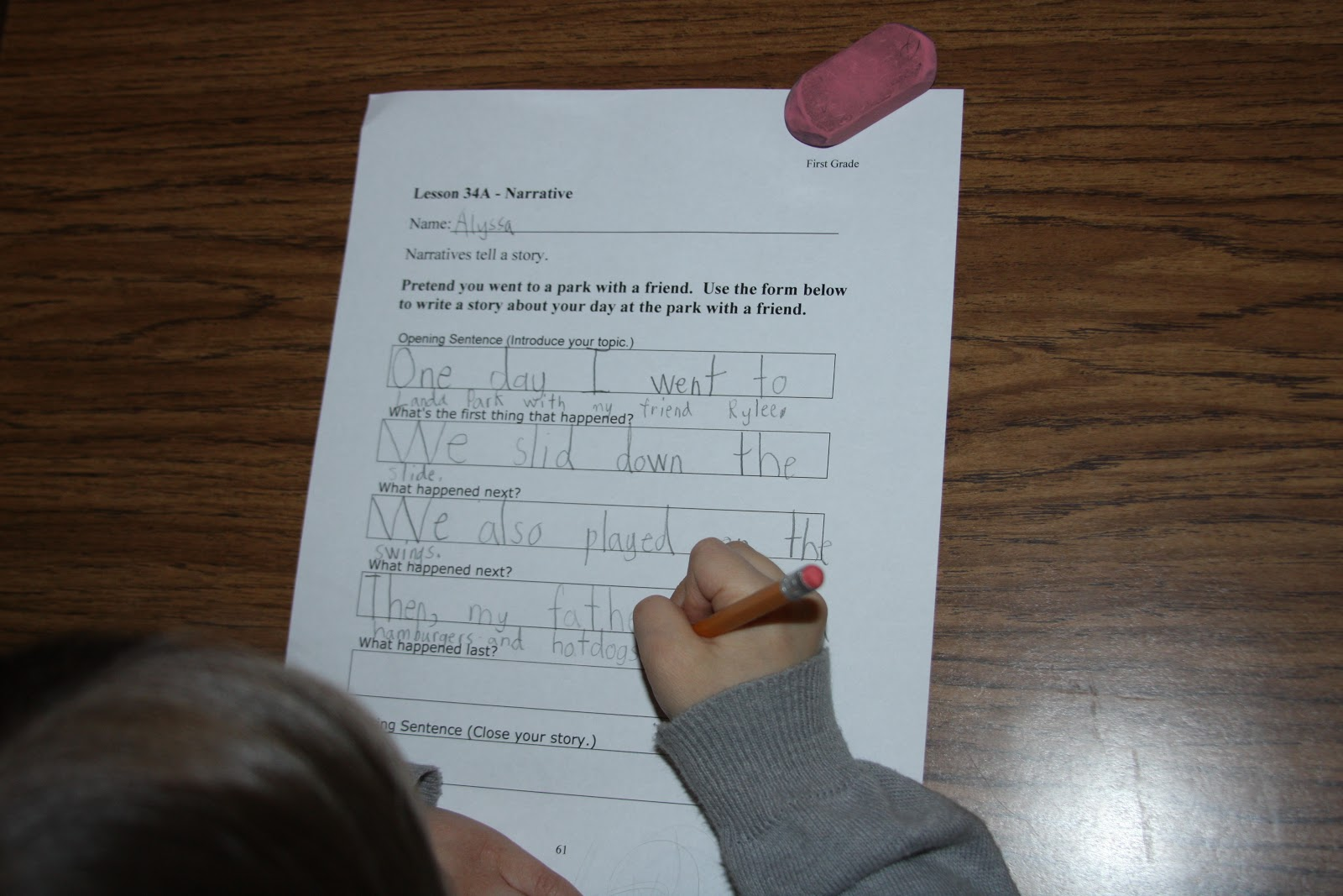 A Learning Journey Schoolhouse Review Essentials In Writing