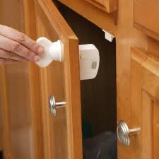 Toddler Must Haves - The best cabinet locks out there.
