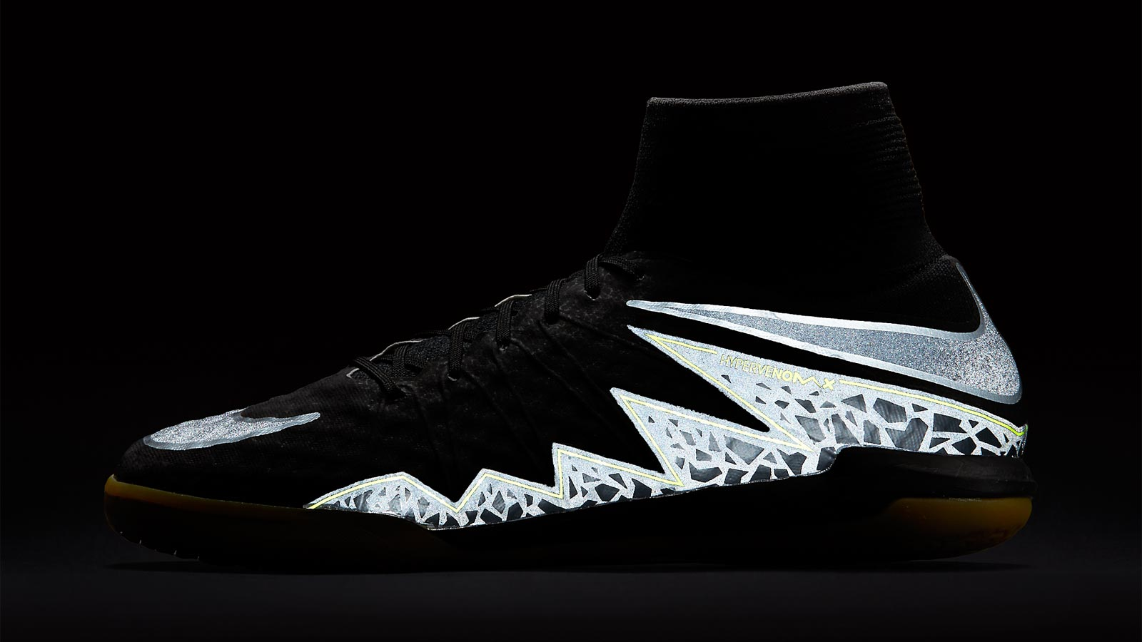As always, the Black and Volt Nike Hypervenom X Proximo Football Shoe are  available both as IC (indoor and street surfaces) and TF (turf) at 150 USD  (150 ...