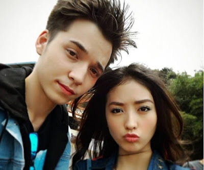 Natasha Wilona putus dengan stefan william