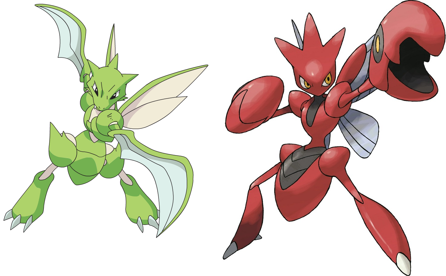 scyther 2 pokemon - photo #7
