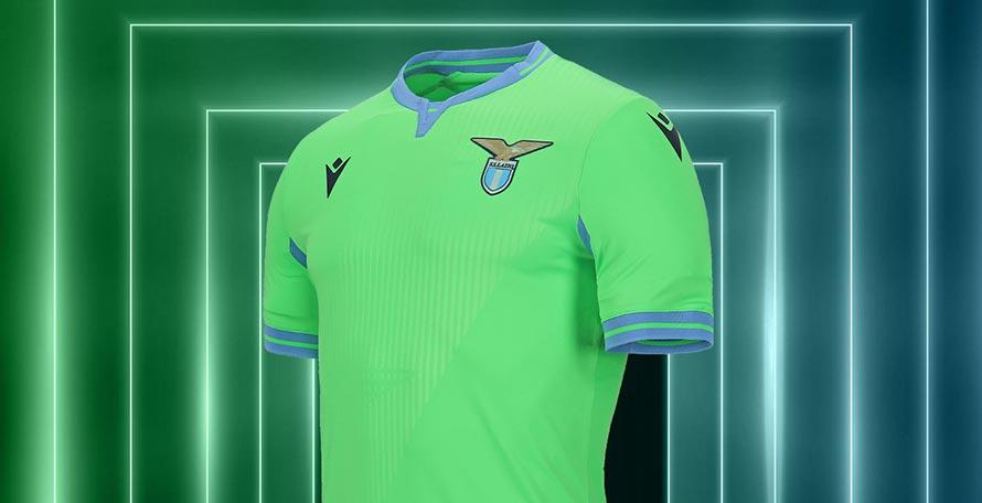 Lazio 20-21 Away Kit Released - Footy Headlines