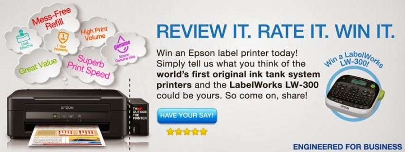 Epson Customer Feedback Mechanism