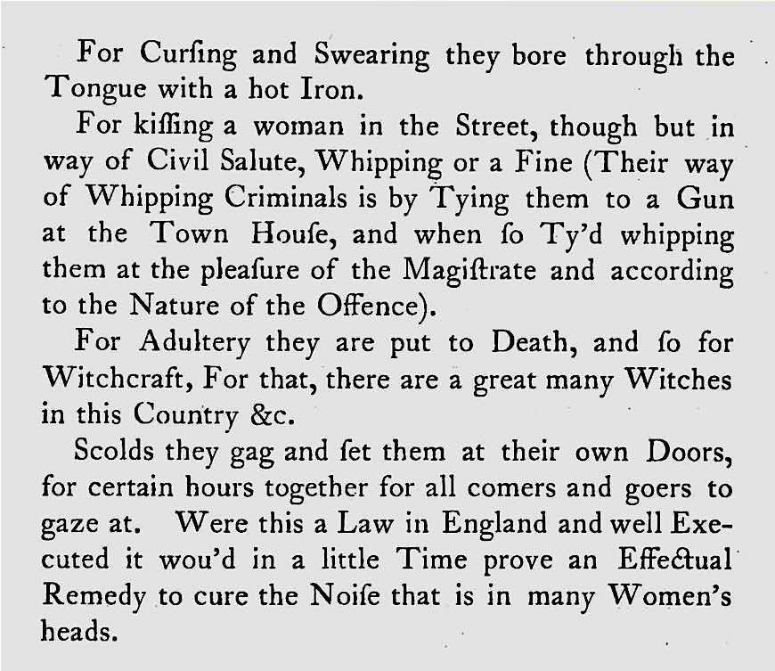 1686 English legal cruelty