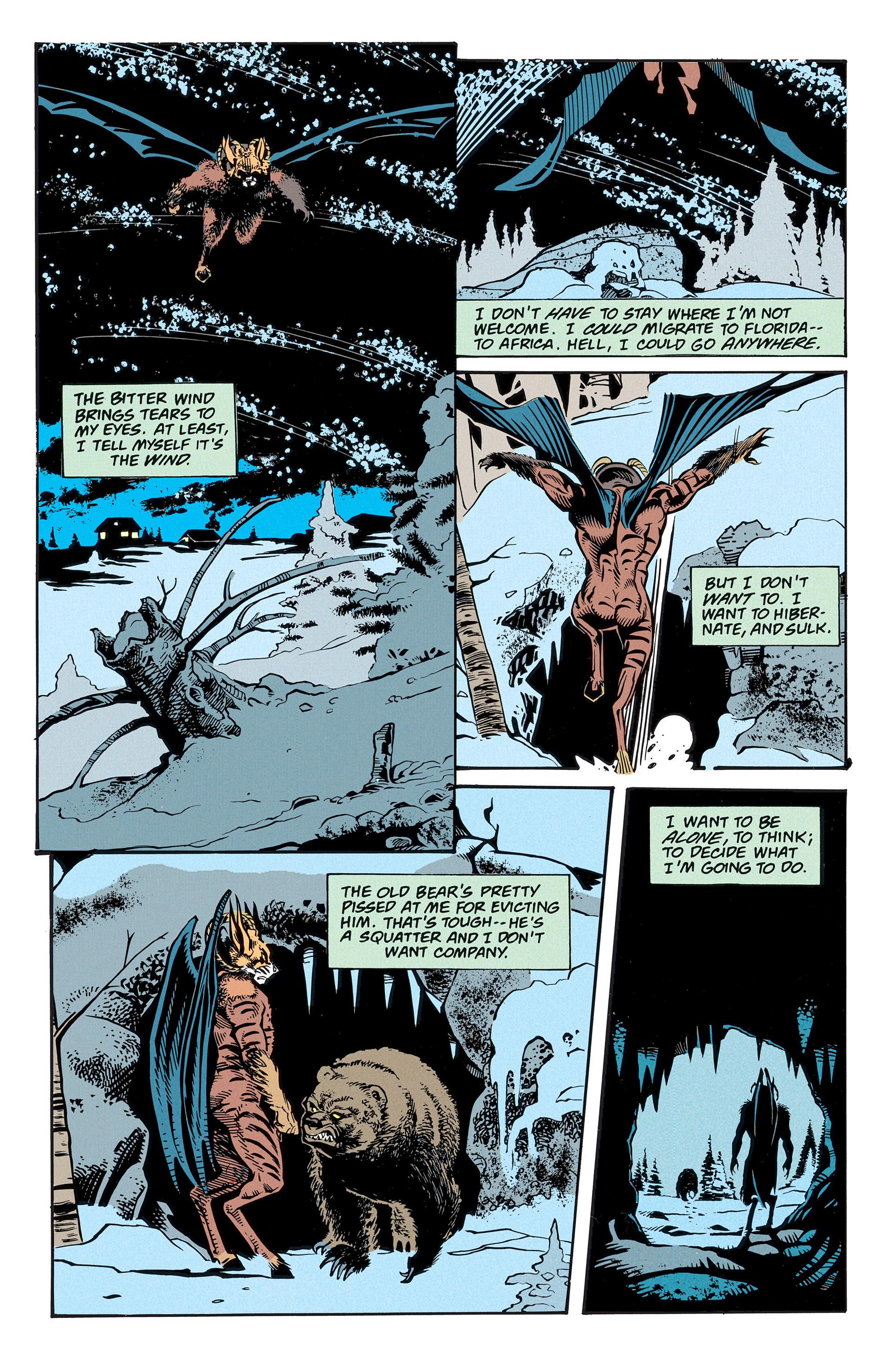 Read online Animal Man (1988) comic -  Issue #56 - 37