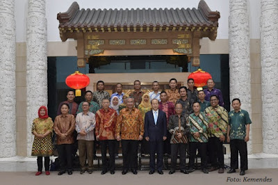 Para Kepala Desa (Kades) yang dikirim untuk belajar ke Tiongkok menyatakan bertekad membawa perubahan untuk desa setelah kembali ke Indonesia.