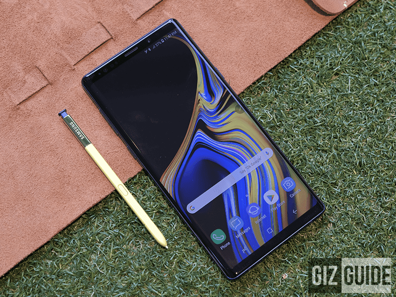 "Galaxy Note 9 allegedly ""caught fire""; Samsung Mobile CEO says battery is completely safe"