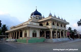 traveling, masjid saree, masjid baitul muttaqin, seulawah, aceh besar, wisata aceh, wisata halal