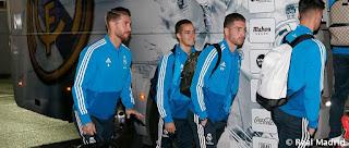 El equipo ya descansa en la Ciudad Real Madrid
