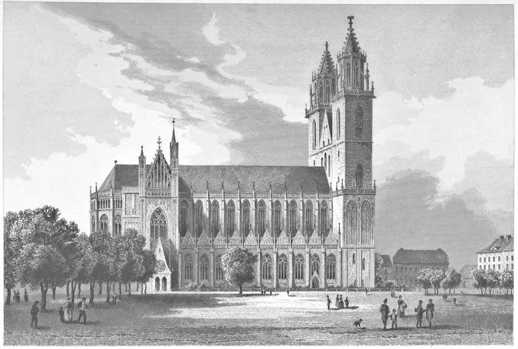 Magdeburger Dom (1852)