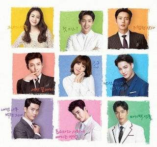 Sinopsis Web Drama Korea Seven First Kisses
