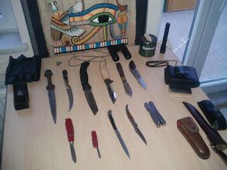 bıcak ve kılıçlar